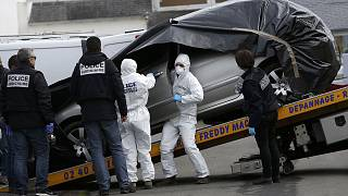Francia: un excuñado confiesa ser el autor del asesinato de la familia Troadec