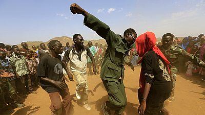 soudan 125 prisonniers de guerre lib r s africanews rh fr africanews com soudan mine soudan francais