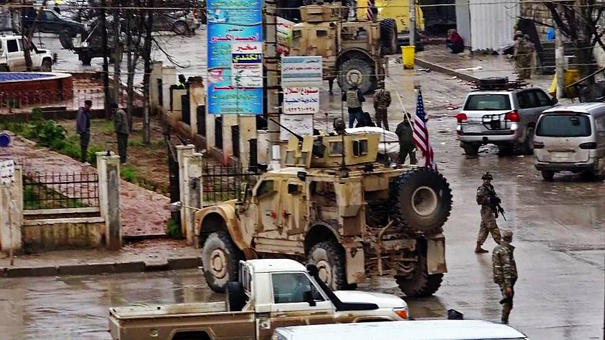 Image: SYRIA-US-TURKEY-KURDS-CONFLICT