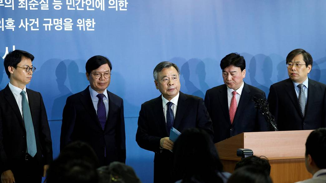 """Следствие: президент Южной Кореи """"погрузила общество в порочный круг коррупции"""""""