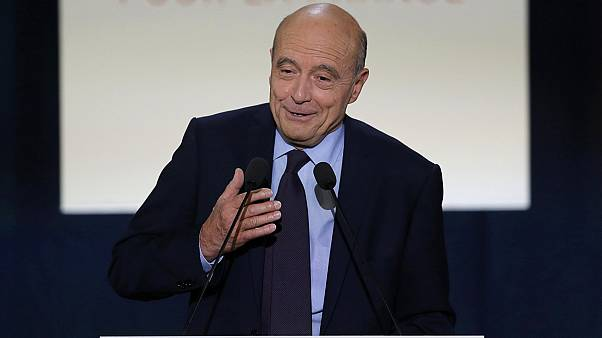 Alain Juppé won't stand in French election