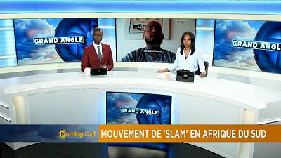 Mouvement de Slam sud-africian [The Morning Call]