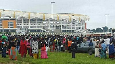 Zambia: 8 dead, 28 injured in stampede for free Church food