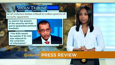 Press Review of March 6, 2017 [The Morning Call]