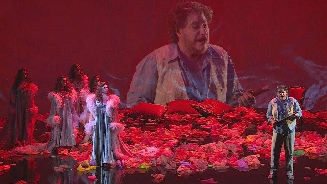 """""""Tannhäuser"""" in francese: il teatro di Monte Carlo resuscita l'opera wagneriana"""