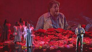 Fransız aksanıyla 'Tannhauser' operası
