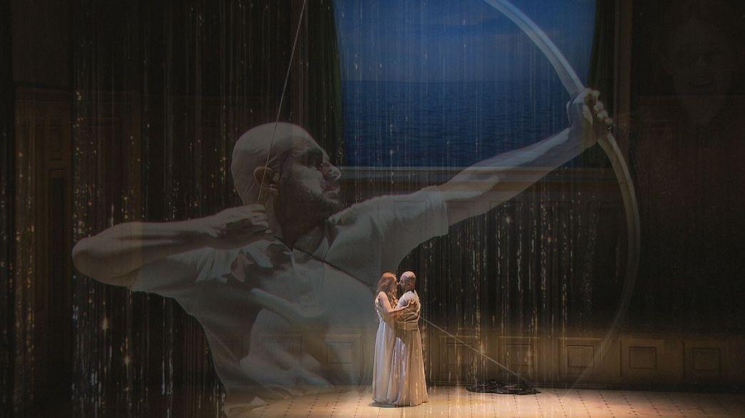 اجرای اُپرای «بازگشت اولیس» در پاریس