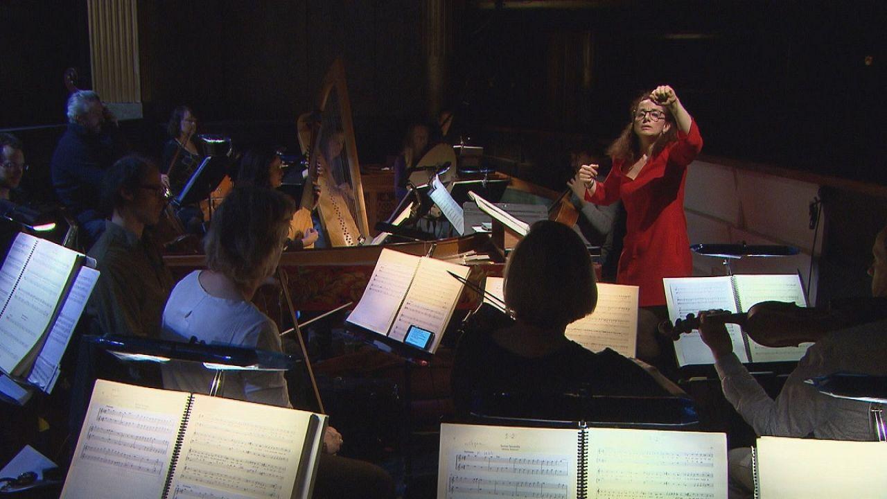 """Emmanuelle Haïm: """"As escolhas musicais mudam de uma produção para outra"""""""