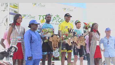 Yohann Gène remporte sa deuxième Tropicale Amissa Bongo