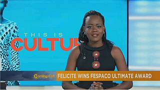 """Felicité"" wins FESPACO ultimate award [This is Culture on TMC]"