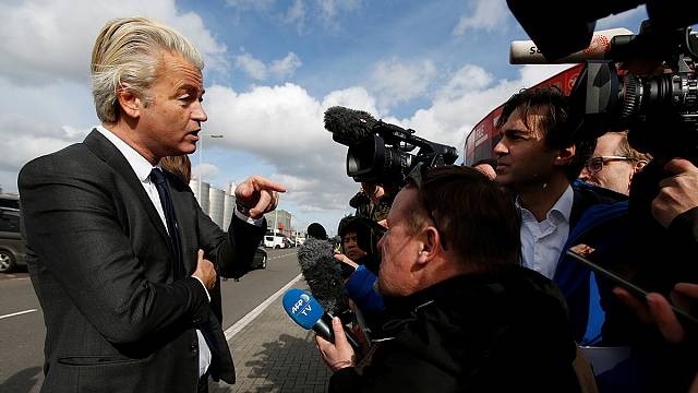 Ολλανδία: Ανησυχία για την άνοδο της άκρας δεξιάς