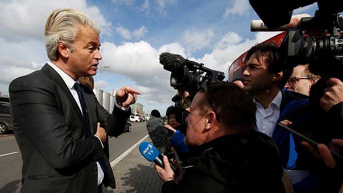 ممنوعیت مهاجرت و بستن مسجدها، مهمترین شعار انتخاباتی نامزد راست افراطی هلند