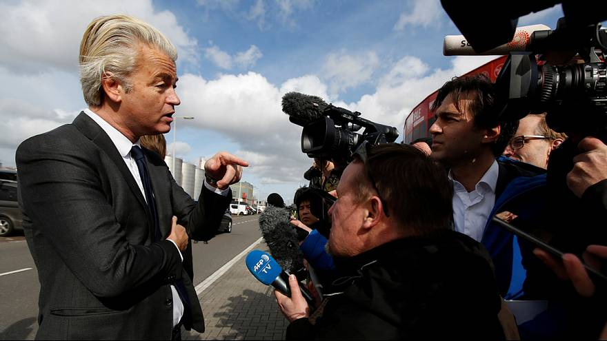 'Islam...might be dressed up as a religion' - Geert Wilders