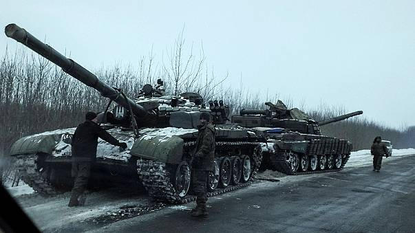 """Ucrânia acusa Rússia de """"apoiar terrorismo"""""""