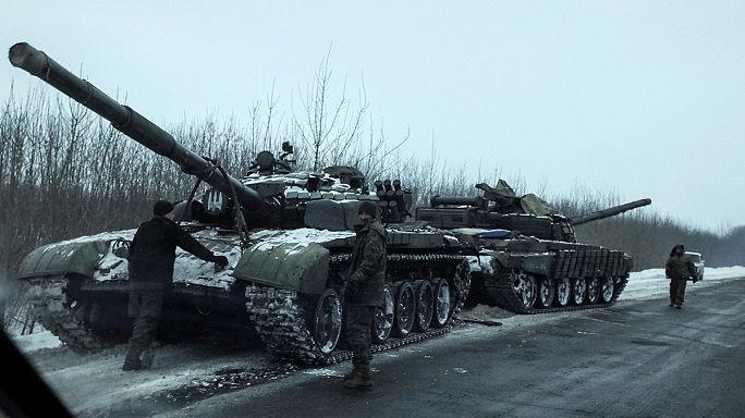 La Russie face à l'Ukraine devant la justice