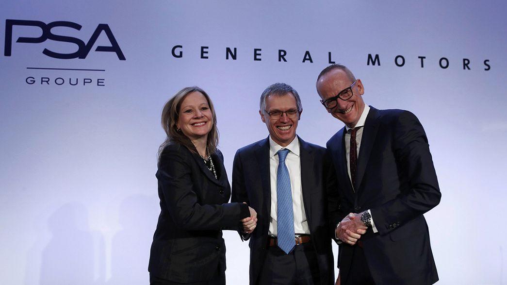 Сделка GM и PSA Peugeot-Citroen: консолидация европейского автомобилестроения
