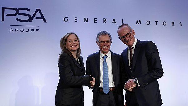Francia kézbe kerül az Opel