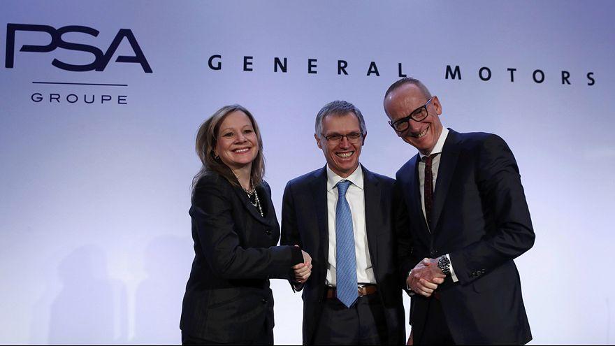 گروه پژو سیتروئن با خرید اوپل موقعیت خود در بازار اروپا را تقویت کرد