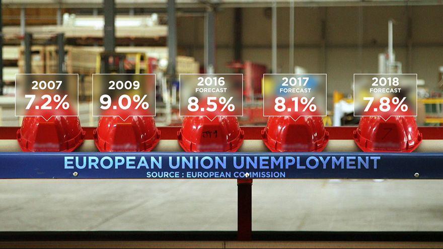 الإتحاد الأوروبي وتوقعات للتضخم والنمو