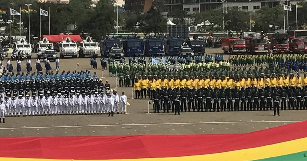 Mugabe Joins Other African Leaders To Celebrate Ghana's