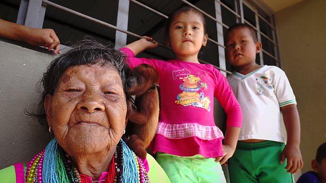 """""""Рука помощи"""": в Колумбии мир, но война не окончена"""