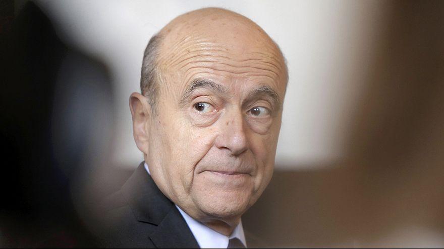 """Alain Juppé esclarece que """"não é candidato"""" à Presidência de França"""
