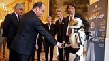 Robots could destroy society or reinvigorate it - we decide: View