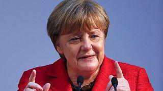 """Angela Merkel califica de """"inadmisible"""" la comparación con el nazismo realizada por el presidente turco"""