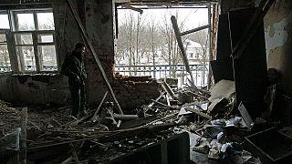 """هاغ من دونباس شرق اوكرانيا: """"خطوط التماس غير موجودة في أذهان المواطنين لكن على الارض"""""""