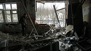 Dritter Kriegswinter in der Ostukraine