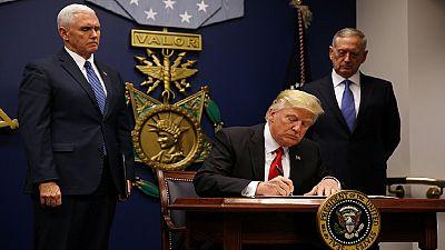 Nouveau decret anti-immigration de Trump : le Soudan, la Libye et la Somalie toujours concernés