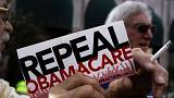 Republican orthodoxy set to win the fight over health care in the US