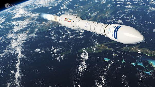ESA lança quinto satélite do programa 'Copernicus'