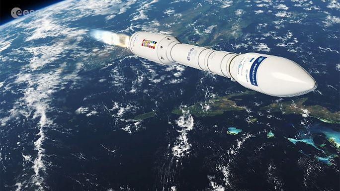 """وكالة الفضاء الأوروبية تطلق """"سنتينل 2 بي"""""""