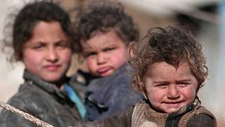 Invisible wounds of Syria's war-scarred children