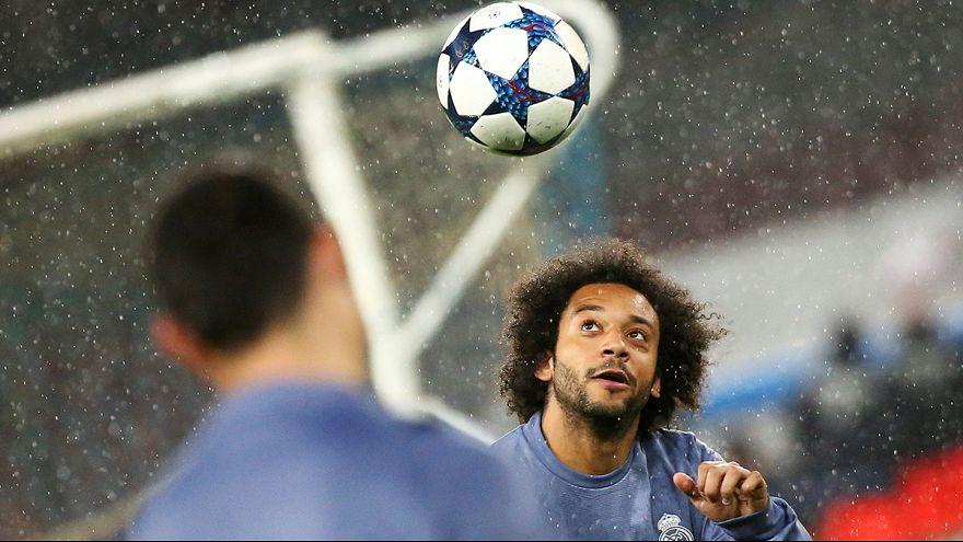 ريال مدريد تنتظره مباراة صعبة ضد نابولي في ملعب سان باولو