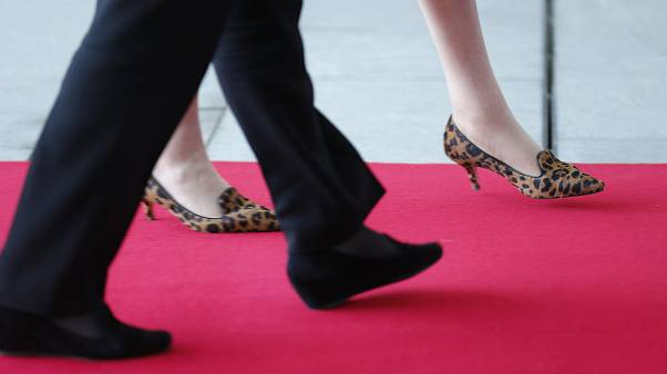 "Women should ""go forward in comfy shoes"", say MPs debating work dress codes"
