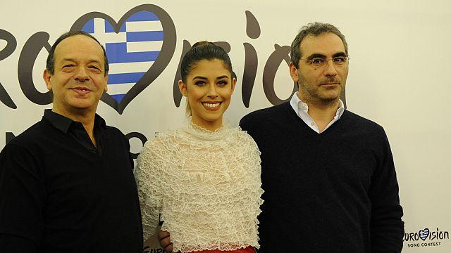 Eurovision 2017: Η Demy πάει Ουκρανία με This is Love!