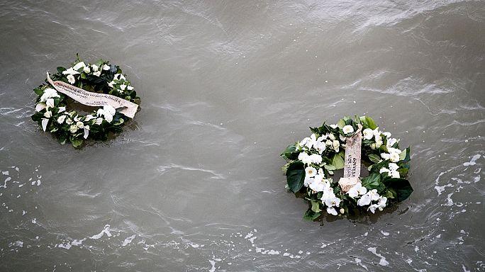 В Бельгиии поминают жертв кораблекрушения у Зебрюгге