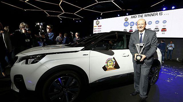 Peugeot conquista 'Carro Europeu do Ano' e Opel