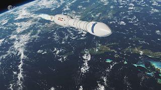 """إطلاق القمر الصناعي الأوروبي """"سونتينال 2 ب"""" بنجاح نحو مداره"""