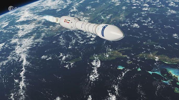 Vega понесла в космос спутник европейской программы