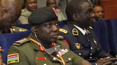 UN to allow new Gambian army chief to visit troops in Darfur