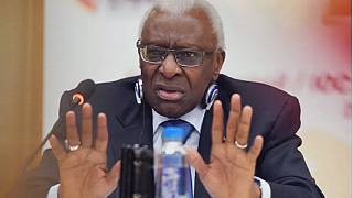 Lamine Diack 'taken hostage' in France