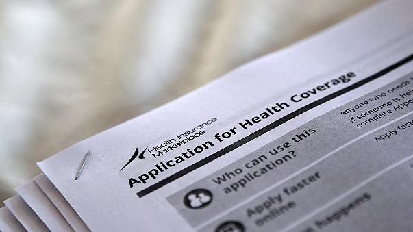 ABD'nin yeni sağlık reformu yasası duyuruldu
