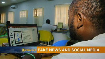 Réseaux sociaux et fausses informations [The Morning Call]