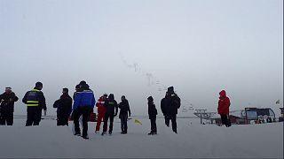 Nova avalanche nos Alpes não faz vítimas nem feridos