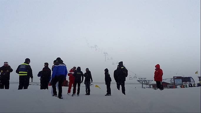 Франция: сход лавины обошёлся без жертв