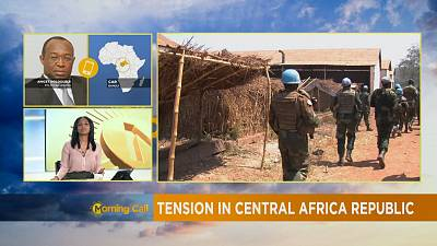 RCA : Tensions dans le centre du pays [The Morning Call]