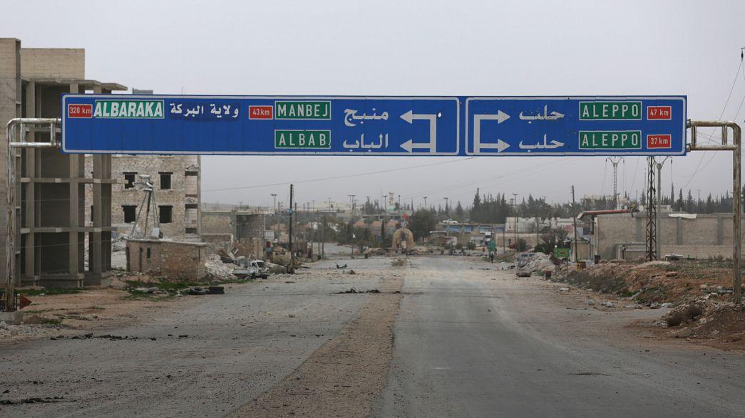 Syrie : réunion des chefs d'état-major turc, russe et américain